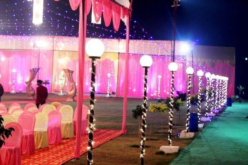 Best wedding lawn in lucknow wedding venue in lucknow rajajipuram marriage hall in lucknow junglespirit Images
