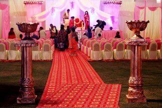 Marriage Hall in Lucknow